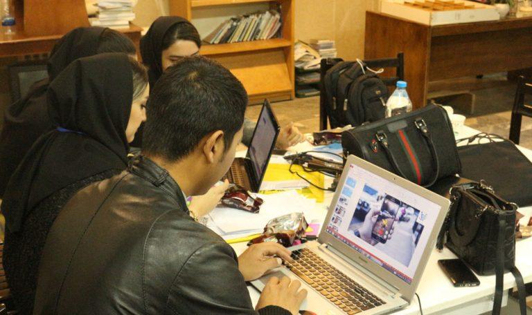 سومین استارتاپ ویکند بازی دانشگاه سما اردبیل