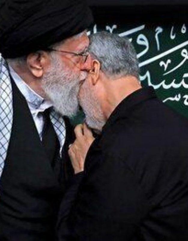 پیام تسلیت رهبر معظم انقلاب در پی شهادت سردار سلیمانی