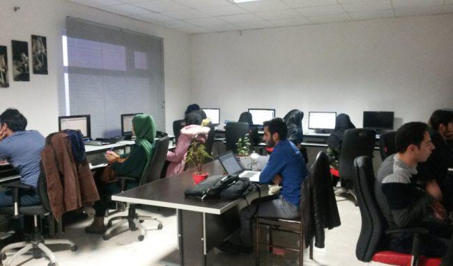 کارگاه آموزش برنامه نویسی